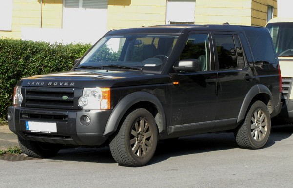 Land Rover Discovery. Фото Matthias93 / wikipedia.org