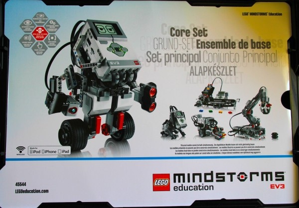 MINDSTORMS Education EV3. Фото Lego